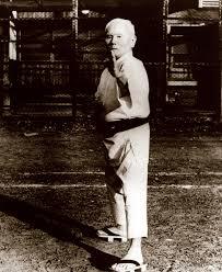 Funakoshi père du karate